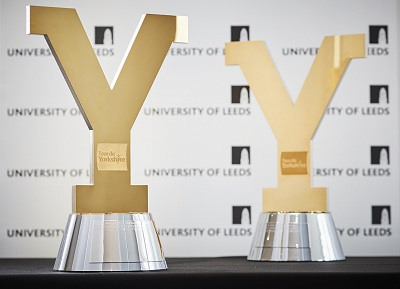 Tour De Yorkshire Trophies
